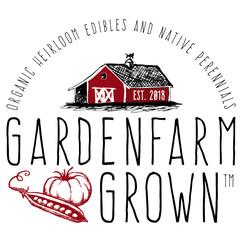 GardenFarm Grown logo