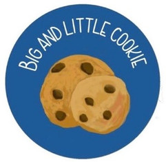 Big and Little Cookie