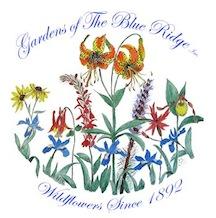 Gardens of the Blue Ridge logo