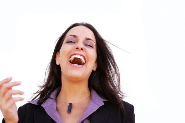 Woman laughing.JPG