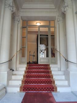 E.M.A - Réfection cage d'escalier