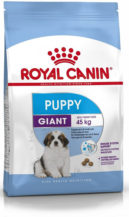 Royal Canin Giant Puppy from 2 to 8 months old