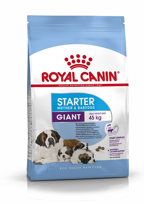 Royal Canin Giant Starter Mother & Babydog Upto 2 months