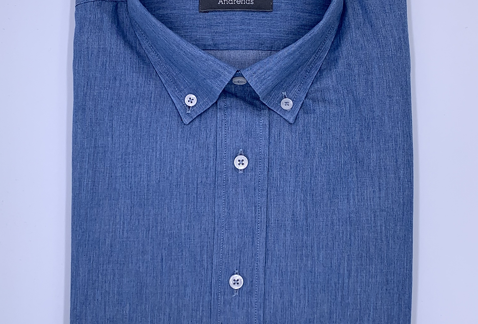 Camisa Denim 100% algodón.