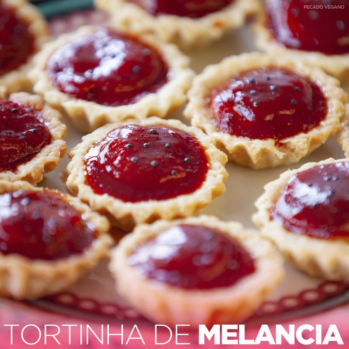 TORTINHA DE MELANCIA