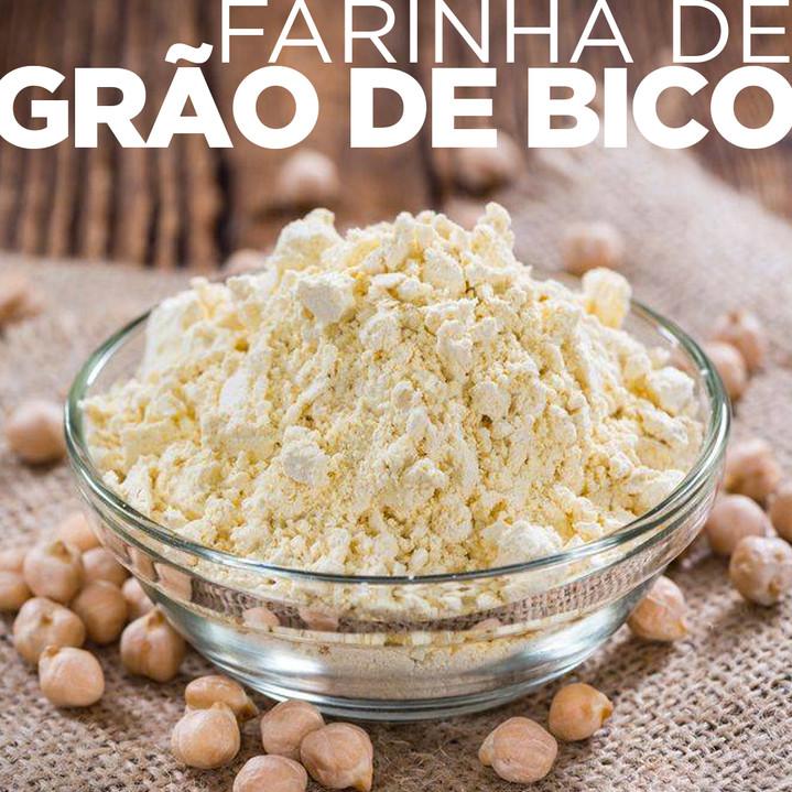 FARINHA DE GRÃO DE BICO