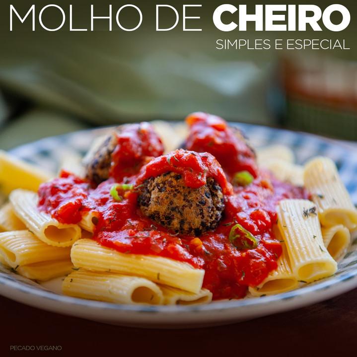 MOLHO DE CHEIRO