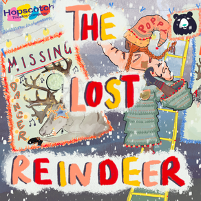The Lost Reindeer is available NOW!