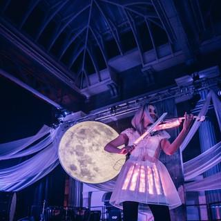 VIO-GLO LED Violin Show