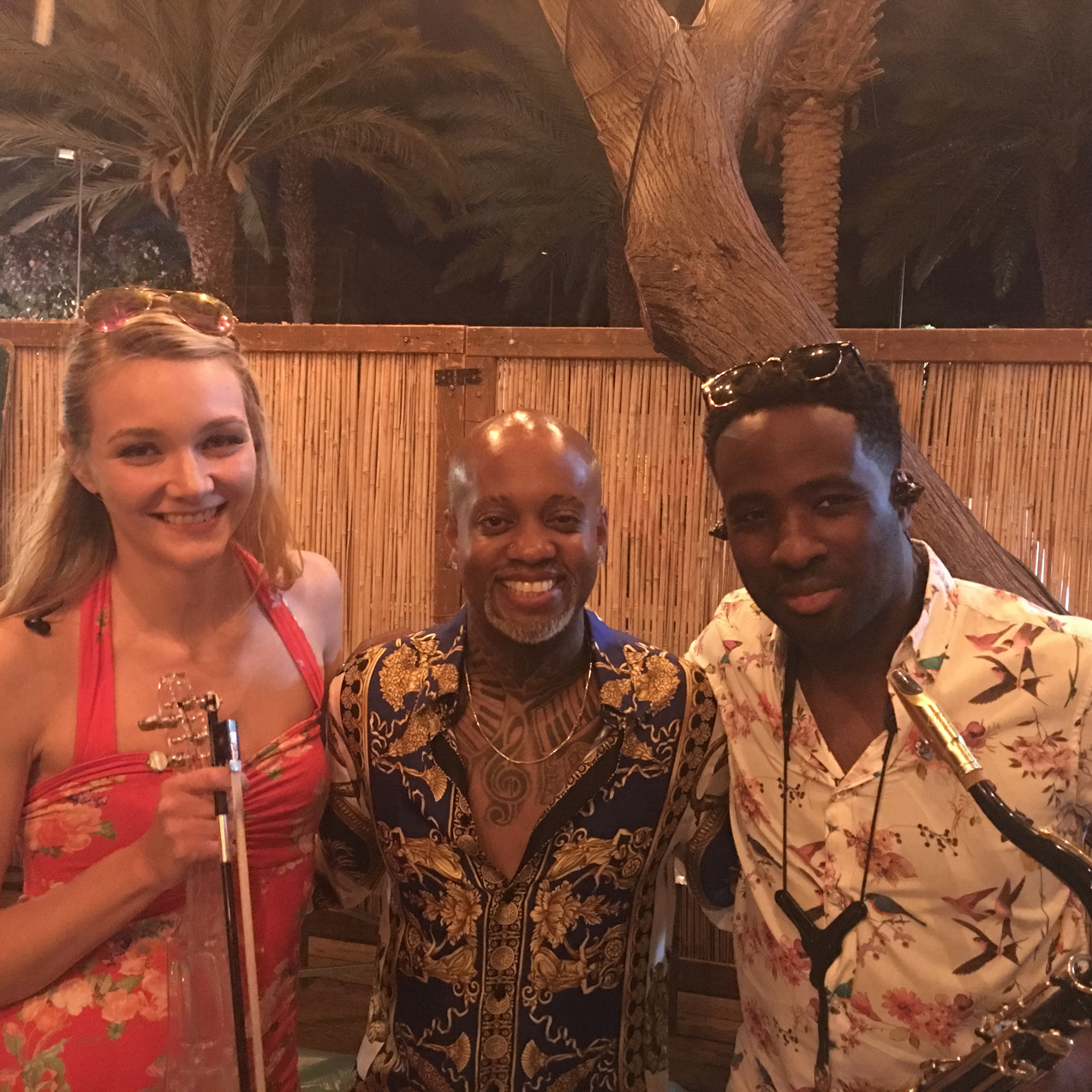 Entourage duo with Willy William