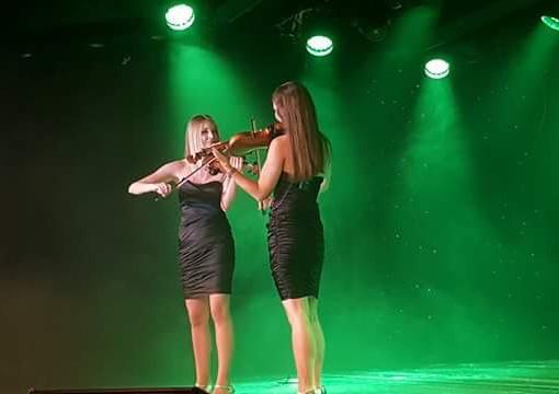 Violin cruise duo