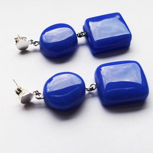 Boucles d'oreilles Les Géométriques - Les multiformes petit modèle