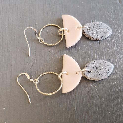 Boucles d'oreilles Les audacieuses