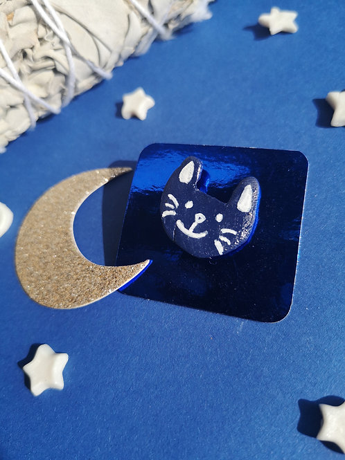 Pin's Cat