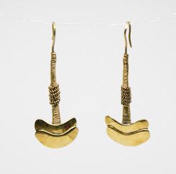 boucles harpon
