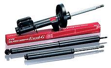 kyb shock absorbers in turkey, excel-g, gas shock absorbers, struts, cartridges