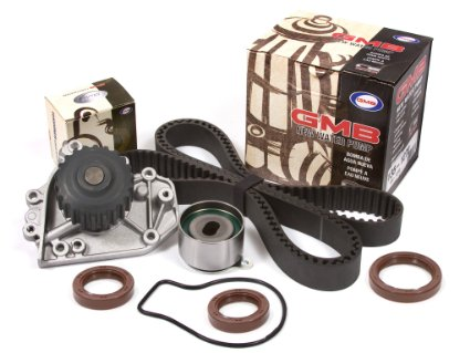 Timing Belt with Water Pump GMB