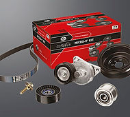 gates aftermarket, timing kit, belts, v belts, triger kit, kayis, alternator,