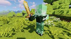 Neutrois Zombie Pigman