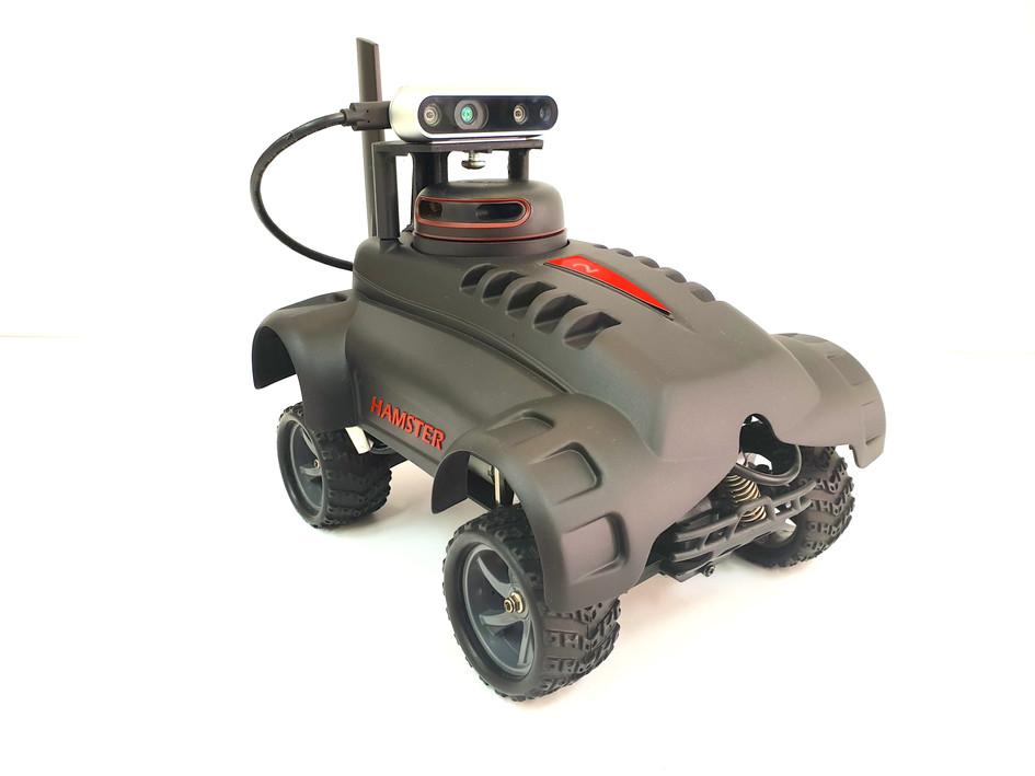 Hamster Autonomous indoor R&D platform