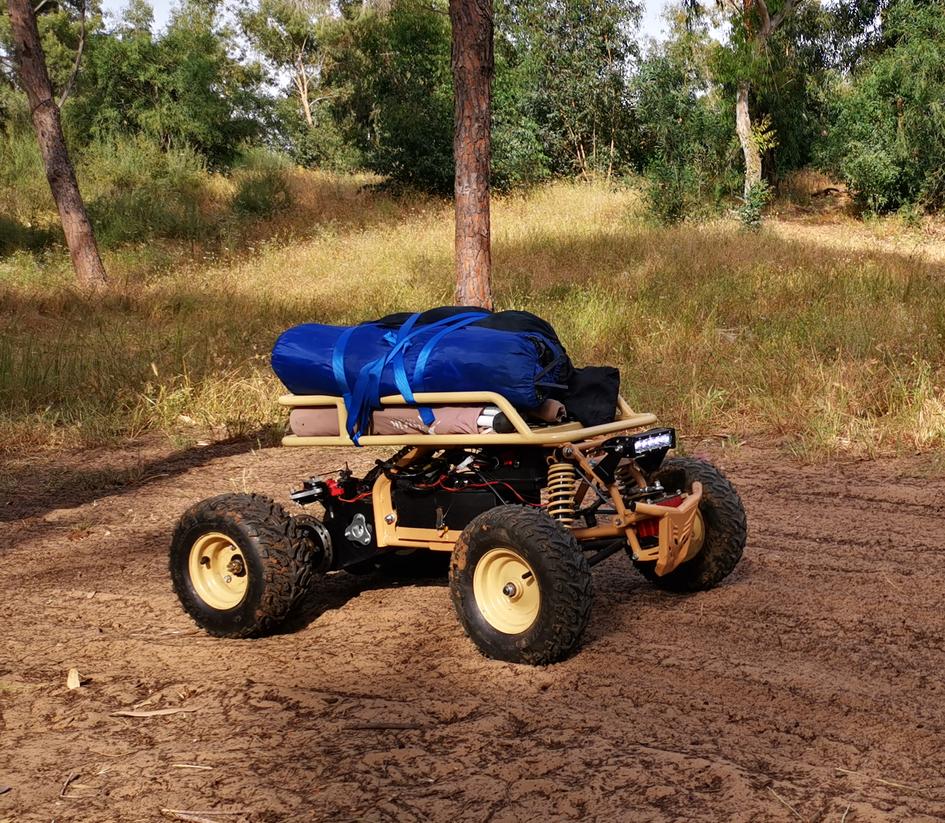 Lynx autonomous ATV