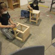 Building Stools
