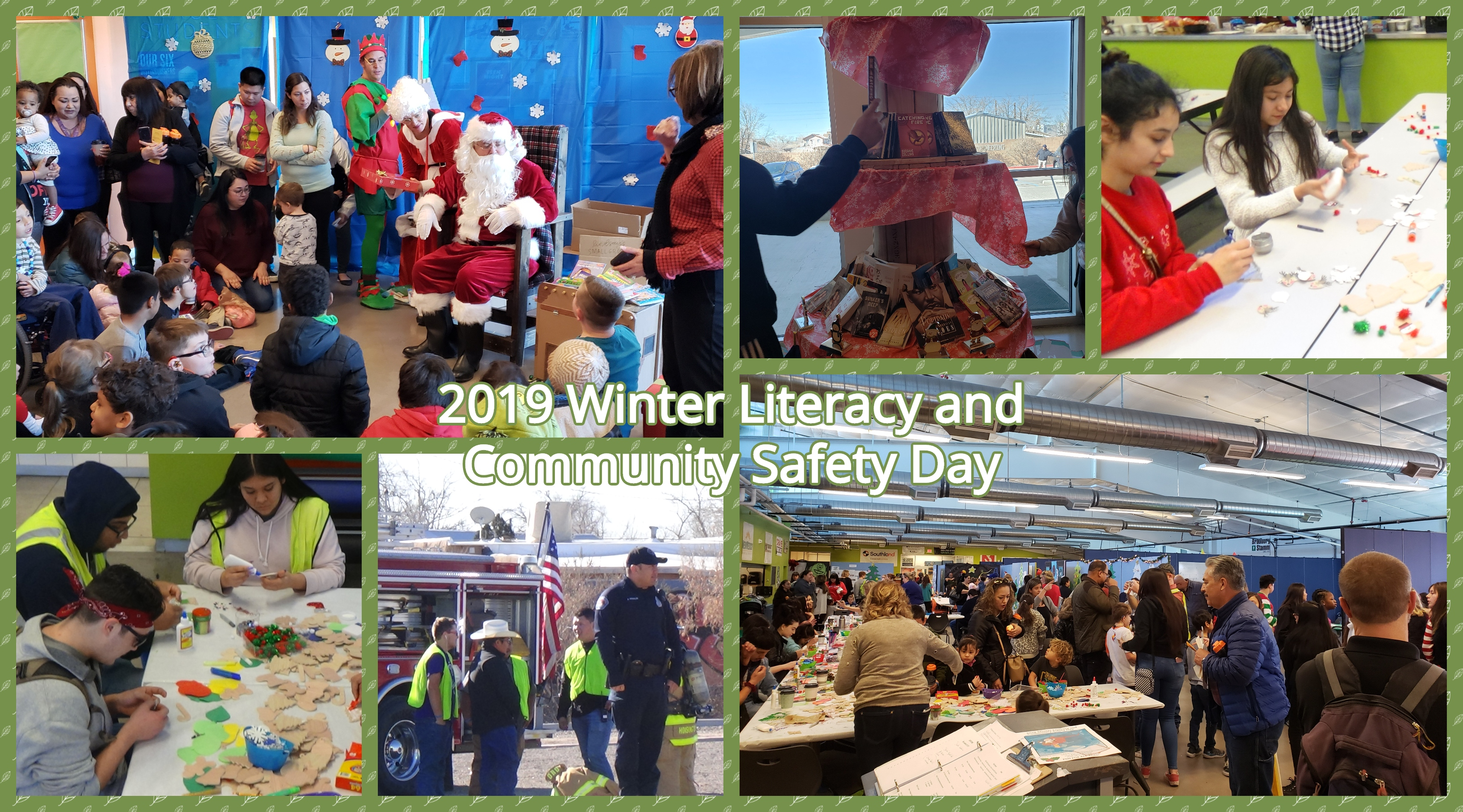 2019 Winter Literacy and Community Safet
