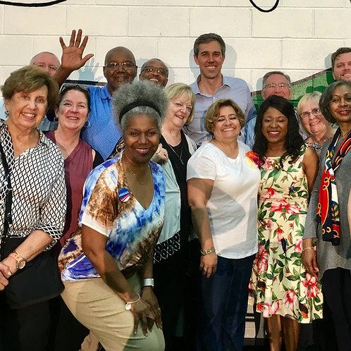 Democratic Club SOB Annual Membership