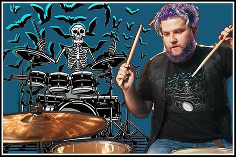 Skull Drummer Ruftup Design.jpg