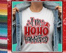 I'm Ho Ho Hammered