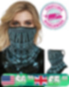 Tribal-Print-Riding-Face-Mask-Neck-Gaiter
