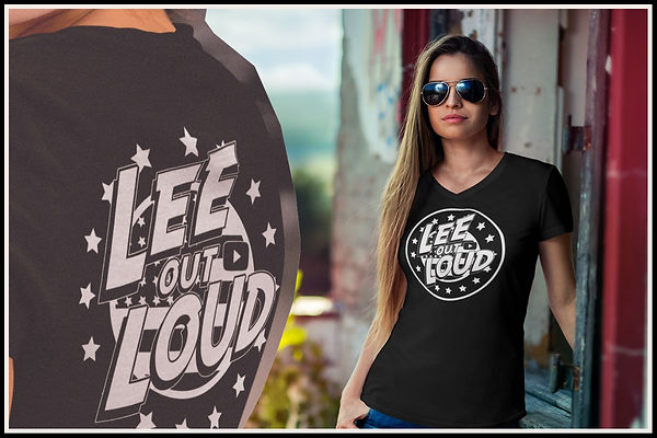 Lee Out Loud America Born & Bred Pride V