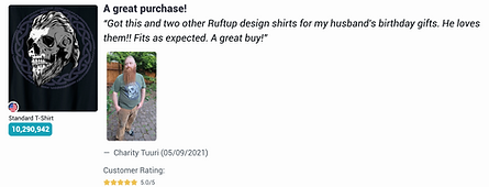 Ruftup Design Amazon Review.png