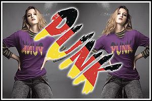 Website Punk German Flag Punk Girl Ruftup Design.jpg