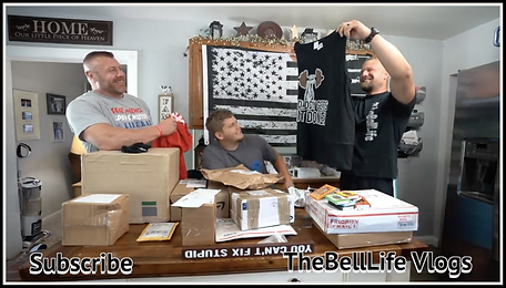 Bell Mail 38 - Daddy Gets It Done Cut Off Tee - Tshirt Opening from ruftup.com