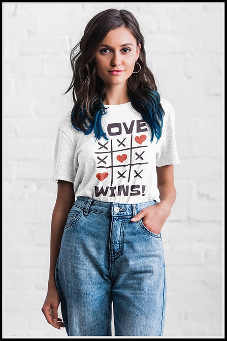 Love Wins Noughts And Crosses Edition Bl