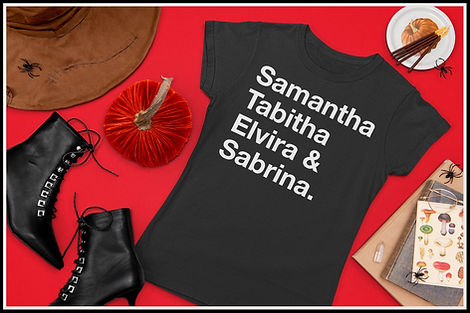 Samantha Tabitha Elvira Sabrina White Ru