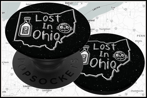 Web PopSocket Lost In Ohio Classic Main