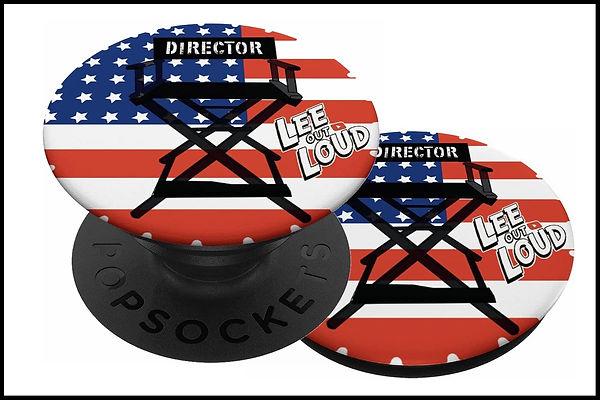 Lee Out Loud Director Pop Socket Website
