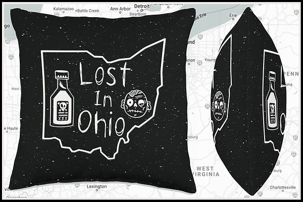 Web Pillows 2 Lost In Ohio Classic Main