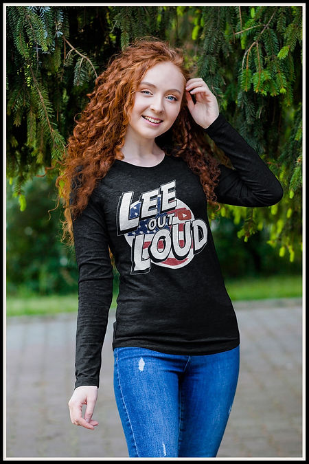Lee Out Loud American Pride Long Sleeved