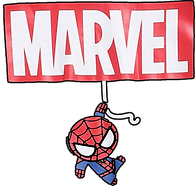 Marvel Spiderman Logo to Zaful website