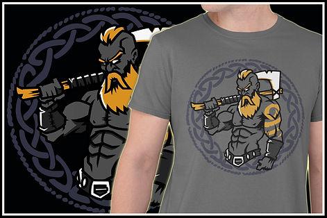 The Viking Axeman Ruftup Designs..jpg