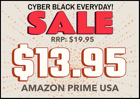 Cyber Black Everyday Sale!