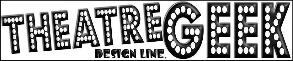 Theatre Geek Design Line Ruftup Website Banner