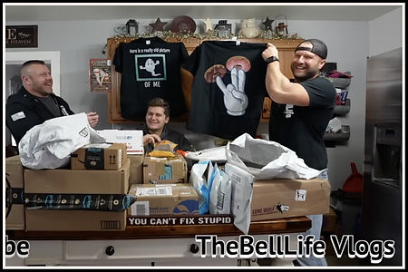 Bell Life Vlogs Bellmail #56 Two in The