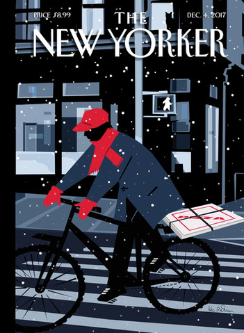 New Yorker Cover