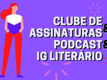 Catarse, podcast e um ig literário: os projetos paralelos das autoras da Duplo Sentido - Parte 2
