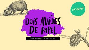 """Resenha de """"dois aviões de papel"""" conto de pr para """"Meu brasil é assim"""""""