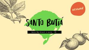 """Resenha de """"Santo butiá"""" conto do RS para """"Meu brasil é assim"""""""